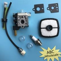 Carburetor & Rebuild Fuel Line Kit F ECHO HC150 GT200 PE-200 SRM210 SRM2... - $16.86