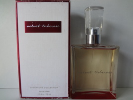 Bath & Body Works Velvet Tuberose Eau De Toilette 2.5 fl oz / 75 ml - $170.00