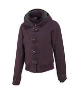 Merrell Havenette Jacket Womens Opti-Warm Insulation DWR Hood Coat Plum XS - $84.23