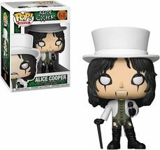 Funko POP!: Rocks Alice Cooper Collectible Figure, Multicolor #68 30206 NEW!! - $14.99