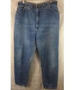 "Lee Comfort Waistband Cotton Denim Jeans Size 20W  34"" X 28""  High Waisted - $15.79"