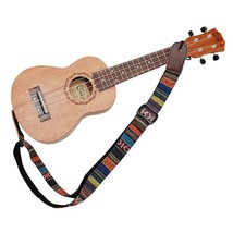 Music First Classic Country Style Soft Cotton  Genuine Leather Ukulele S... - $18.83