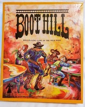 1979 TSR Boot Hill Box Set - Second Edition - Gygax 7005 Free Shipping - $89.05