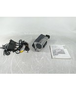 Canon ES75A Hi8 8mm Video Camcorder and Power Supply Power On Tested ONL... - $72.00