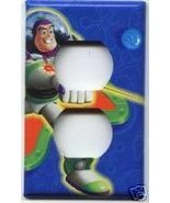 Outlet Light Switchplate C w/ Buzz Lightyear Toy Story - $6.75
