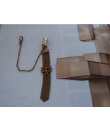 SOB and Co. SO Bigney and Co. Vintage Pocket Watch Chain Fob - $85.00