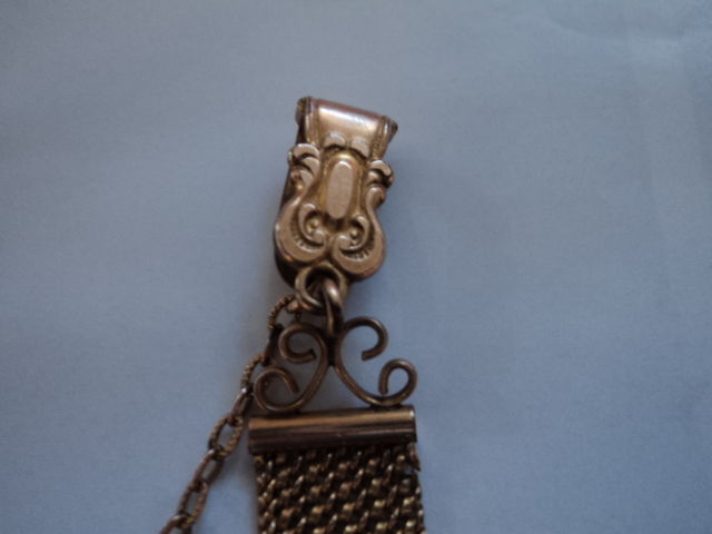 SOB and Co. SO Bigney and Co. Vintage Pocket Watch Chain Fob