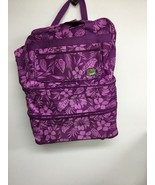 American Travel Hawaiian Luggage And Bags, Expandable Rolling Duffle Bag... - $29.02