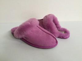 Ugg Scuffette Ii Bodacious Wool Shearling Lined Slippers Us 7 / Eu 38 / Uk 5 - $73.87