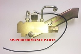 A-Team Performance SIDE MOUNT BRASS PROPORTIONING VALVE KIT DISC/DISC PV4 BRAKE