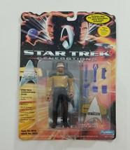 Star Trek Generations Playmates Lieutenant Commander Giordi Laforge New OS - $9.94