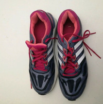 Adidas  SuperNova Sequence 6 Running Shoes Purple Pink Womens Size 10.5 - $22.67