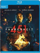 Fahrenheit 451 (Blu-ray, 2018)