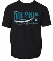 T Shirt Dolphin Evolution Xmas Birthday Present Gift Ideas Mens S-3XL - $12.50+
