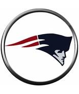 NFL New England Patriots Logo Football Game Lovers Team Spirit 18MM - 20... - $5.83