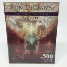 """Into His Presence"" by: Ron Dicianni - 500 Piece Puzzle  -1999- 18"" x 24"" - $18.69"