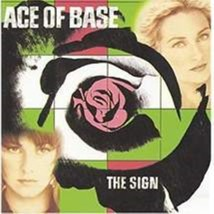 The Sign by Ace Of Base Cd - $11.50