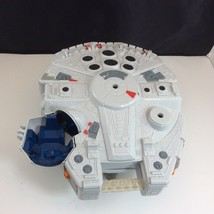 HASBRO 2011 STAR WARS Ship Galactic Heros Millenium Falcon Carrier Missi... - $21.81