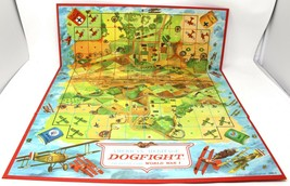 Vtg American Heritage Dogfight Air Battle Game REPLACEMENT Game Board ON... - $13.34