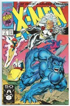 X-MeN #1 1991 VF- Chris Claremont & Jim Lee - $2.99