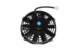 High Performance 8'' Straight Blade Electric Radiator Fan 12V image 1