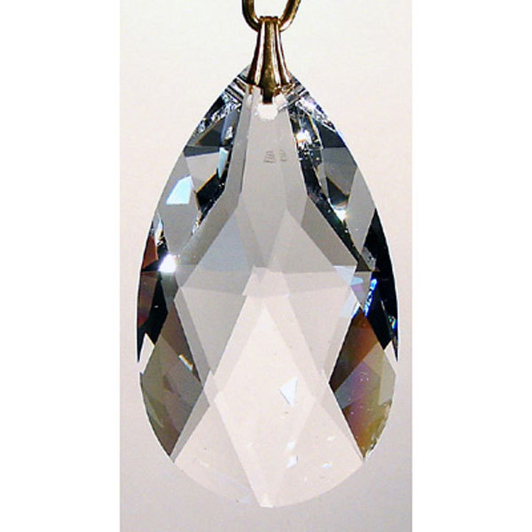 Crystal teardrop p102 cl