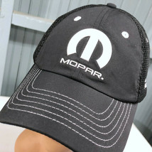 Mopar Automotive Parts Black Royal Gate Columbia Adjustable Baseball Cap... - $16.51