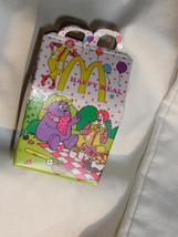 Stacie McDonalds' cardboard box for Happy Meal - $6.99