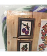 "Plum Needlepoint Kit Artcraft Concepts 5"" x 7"" - $9.74"