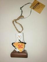 South Carolina State S'mores Ornament - $9.95