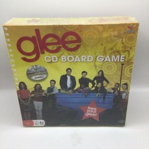Glee CD Board Game Sealed Brand NEW 2010 - $14.84