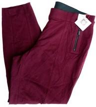 Anne Klein Women's 2X Troubador Seamed Zip Detail Pull On Skinny Pants R... - $21.73
