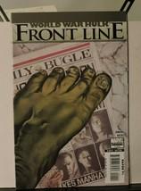 World War Hulk :Front Line #1-6 full set August 2007 - $15.07