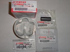Piston Ring Kit OEM Yamaha YFZ450R YFZ450X YFZ450 YFZ 450R 450X 450 R X ... - $124.95