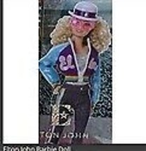 Elton John Barbie Doll Limited Edition - $98.99