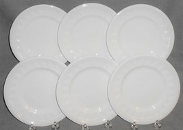 Set (6) Wedgwood COLOSSEUM PATTERN Dessert or B&B Plates MADE IN ENGLAND - $79.19