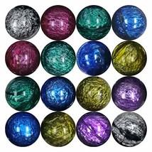 Entervending Bouncy Balls - 45mm Bowling Bouncy Balls Bulk - Party Favors and Gu