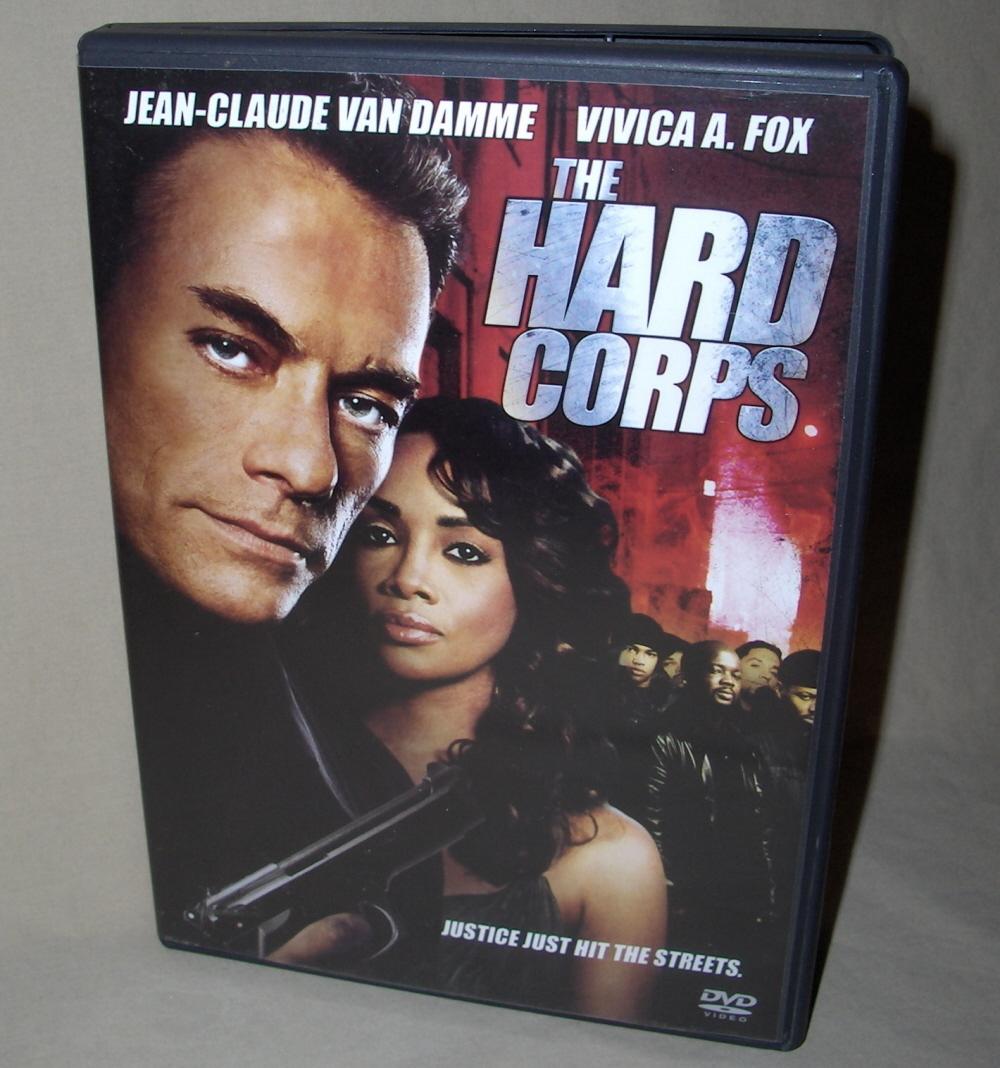Dvd  the hard corps   jean claude van damme001