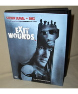 Steven Seagal  Exit Wounds   DVD - $7.95