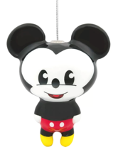 Hallmark Disney Mickey Mouse Decoupage Christmas Ornament New with Tag