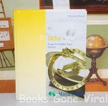Math U See Delta Instruction Manual - $21.29