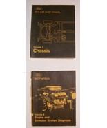 1973 Ford Car Shop Manual Vol. 1-6 - $85.00