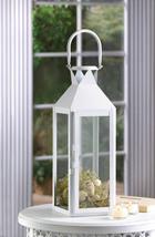 15 White Lantern Candle Holder Wedding Centerpieces - $344.00