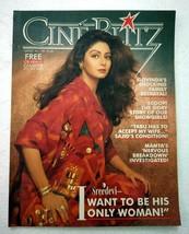 Cineblitz Aug 1996 Sridevi Akshay Shabana Manoj Jason Priestley Mamta Ne... - $29.99