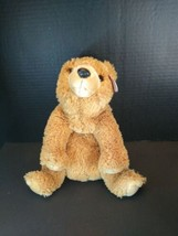 "Ty Classic Camper Bear Brown Bear 12"" 2002 - $24.74"