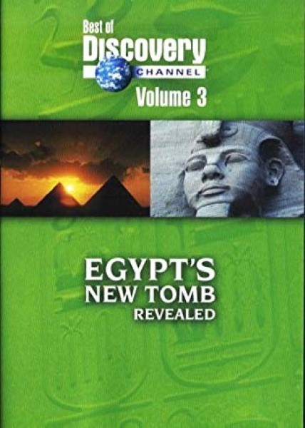 Egypts New Tomb Revealed  Dvd
