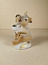 Porcelain figurine of a Cow. 1996 Dulevo plant. - $15.84