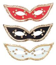 Fiesta Domino Eye Mask.Asstd. - £4.13 GBP