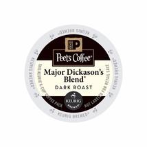 Peet's Coffee Major Dickason's Blend Coffee, 44 count K cups, FREE SHIPPING  - $39.99