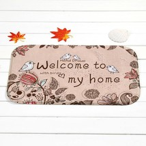 Bird Themed Bath or Outdoor Welcome Mat - $16.99